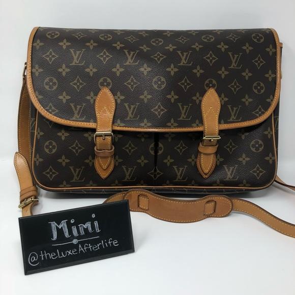 b6c317c05bca Louis Vuitton Bags   Vintage Sac Gibeciere Gm   Poshmark